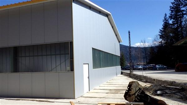 Stahlbau Halle Moser GmbH