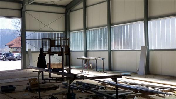 Hallenbau Stahlkonstruktionen Moser GmbH
