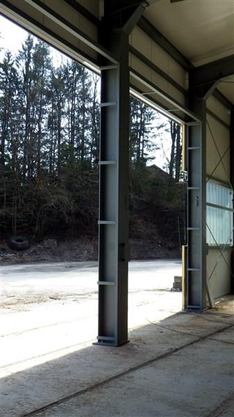 Stahl Halle Hallenbausysteme Stahlbau Moser GmbH