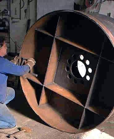 Rotorhaube, Schlosserei Moser GmbH