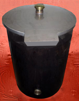 Quellsammler, Trinkwasserbehälter