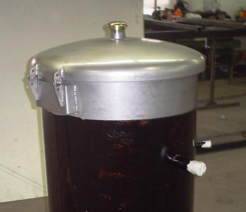 Trinkwasserbehälter Edelstahlbehälter